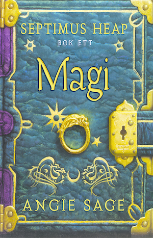 Magi / Angie Sage ; illustrationer av Mark Zug ; översättning: Lisbet Holst
